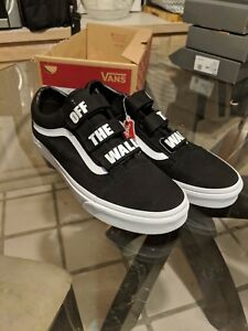 Image is loading Vans-old-skool-Velcro-Authentic-Classic a8d193b3264