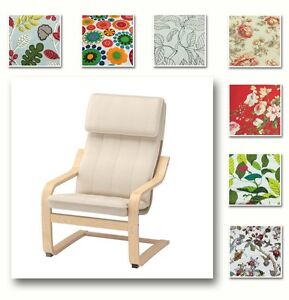 Fits IKEA Henriksdal Chair Patterned Fabrics Custom Made Chair Cover