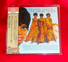 Diana Ross & The Supremes Cream Of The Crop JAPAN SHM MINI LP CD UICY-75230