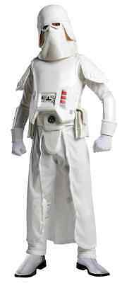 Snowtrooper Imperial Stormtrooper Star Wars Fancy Dress Halloween Child Costume
