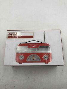 Coca Cola Radio Vintage Replica