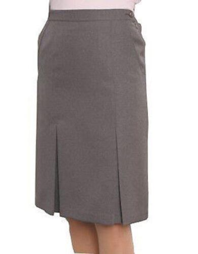 "Botra bowling skirt sz 20 UK sale Top QUALITY front back box pleats 25/"" length"