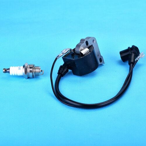 Ignition Coil SPARK PLUG Fit HUSQVARNA PARTNER 3120 3120XP K 1250 #544018801