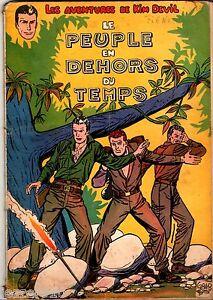 KIM-DEVIL-n-2-LE-PEUPLE-EN-DEHORS-DU-TEMPS-EO-1956-dupuis