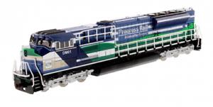 DIECAST MASTERS 85534 1 87 SCALE EMD SD70ACE-T4 LOCOMOTIVE  PROGRESS RAIL  TRAIN