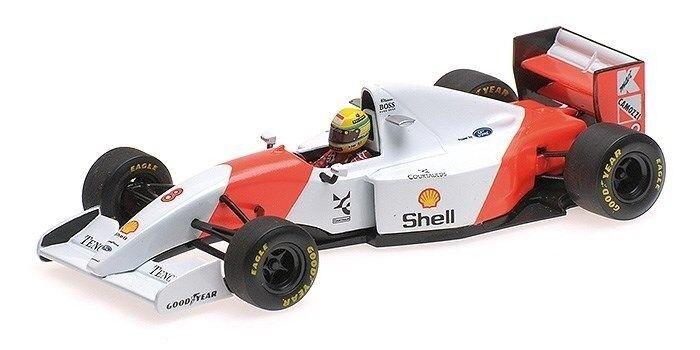 1 43 Senna collection 1993 McLAREN FORD MP4 8   8 Ayrton Senna L540934308  100% neuf avec qualité d'origine