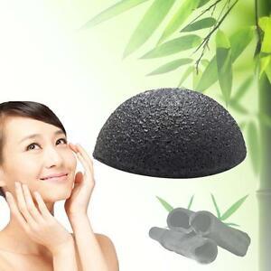Natural-Konjac-Konnyaku-Fiber-Face-Wash-Cleansing-Sponge-Puff-Exfoliator-B-FT