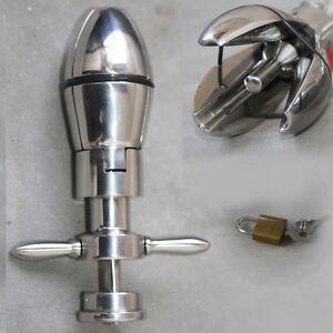 anal umfrage steel bondage