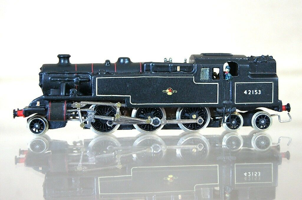 GRAHAM FARISH FARISH FARISH 1109 KIT BUILT BR 2-6-4 FAIRBURN classe 4 TANK LOCO 42153 MIB mz 4dc142