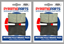 Sachs 500 MadAss 2005 Front Brake Pads (2 Pairs)