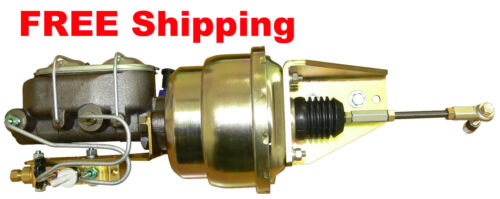 1947-55.1 CHEVY GMC TRUCK POWER BRAKE BOOSTER KIT DISC//DRUM