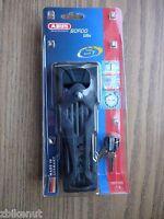 Abus Bordo Lite 6050 Folding Key Bicycle Lock 85cm Black W/frame Mount