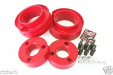 """FITS PATHFINDER 2005-2012 LIFT KIT 2.5"""" & 1.5"""" POLY COIL STRUT SPACERS R 4WD USA"""