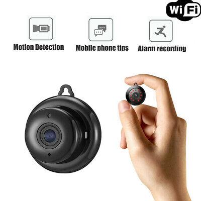 1080P Wireless WiFi CCTV Indoor//Outdoor HD MINI IP Camera CAM Home Security IR