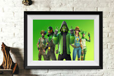 Game Fornite Poster Printed on Photographic Paper  Kids Room Home Art Decor 37