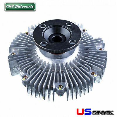 Cooling Fan Clutch for Toyota 4Runner 1995-2000 T100 1994-1998 2.7L Toyota Tacoma 1995-2001 2.4L 2.7L