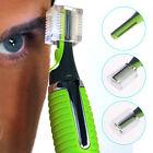 Men's Nose Ear Face Neck Hair Mustache Beard Trimmer Shaver Clipper Grooming Kit
