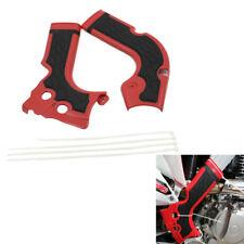 Acerbis MX X-Grip Frame Guard Protector Honda CRF250 L 13-18 RED BLACK L M MODEL