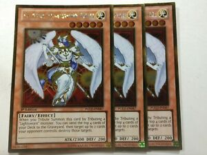 PGLD-EN087 Celestia Losse kaarten Lightsworn Angel Gold Rare 1st Edition Mint YuGiOh Card