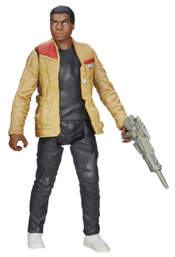 REY AND BB-8 FINN STAR WARS TFA TAKODANA ENCOUNTER ACTION FIGURES MAZ KANATA