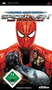 Spider-Man-Web-of-Shadows-PSP-Sony-PlayStation-Portable