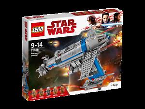 LEGO® Star Wars™ 75188 Resistance Bomber NEU OVP_Resistance Bomber NEW MISB NRFB