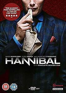 Hannibal-Season-1-DVD-2013-Used-Good-DVD
