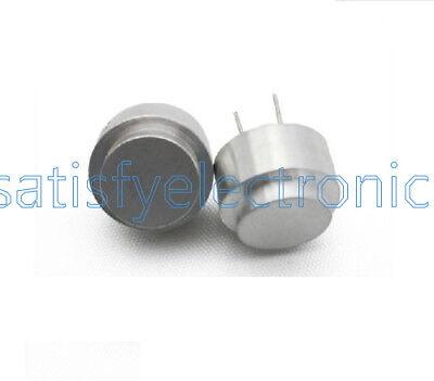 2 Pcs 16mm 20Vrms 40KHz Ultrasonic Transducer Sensor Detector