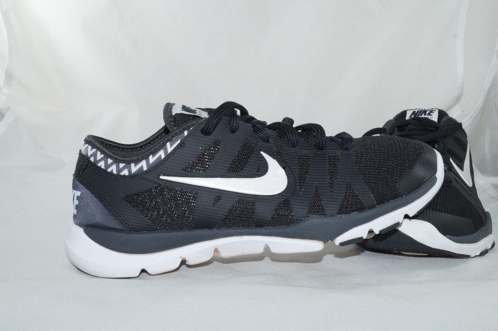 Nike Flex SUPREME TR3 GR: 38 Schwarz  Running Sportschuhe