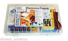 Electronics Project kit Workbench Pro, 50 Projects, 130 Parts, Advance Circuits