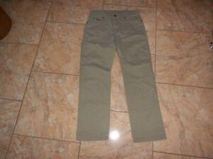 Jeans Exas H3134 W33 Wrangler Buono Beige xwYqETaqvz