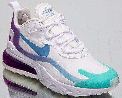 "2019 Nike Air Max 270 React ""American Modern"" AT6174 100"