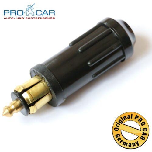 PROCAR norma spina 12-24 Volt 15a DIN ISO 4165 PRO CAR spina presa standard Vdc
