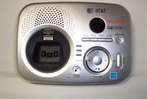 1 at&t dect 6.0 cordless phone main base for sl82208 sl82308 sl82408