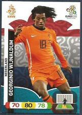 PANINI EURO 2012-ADRENALYN XL-NEDERLAND-HOLLAND-GEORGINIO WIJNALDUM
