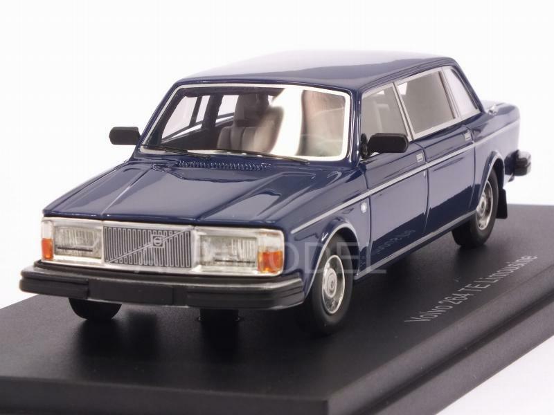 Volvo 264 TE Limousine DDR Dark azul 1 43 BoS 43381
