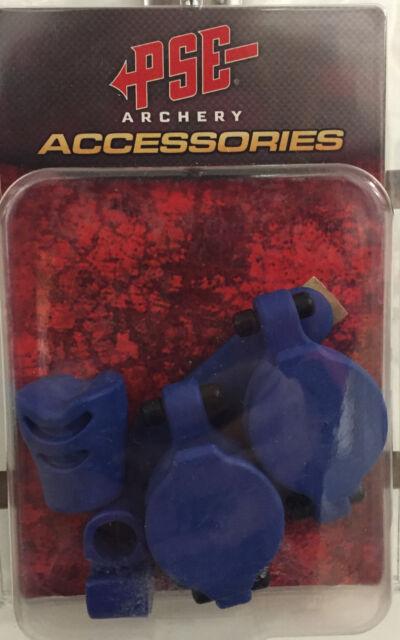 PSE 6 Piece Accessory Vibracheck Color Package Kit shock modz BLUE