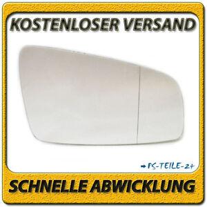 Rechts Beifahrerseite Spiegelglas Beheizbar für Opel Zafira B 2005-2009