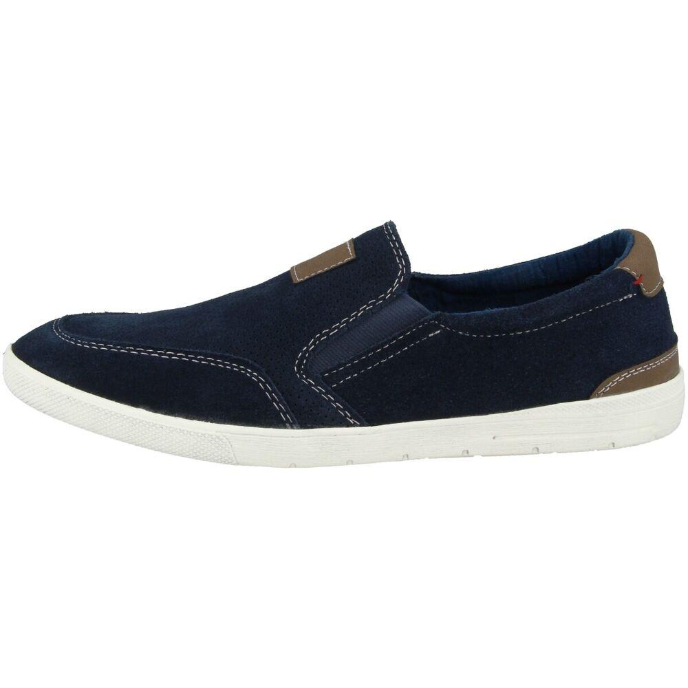 S.oliver 5-14600-22 Chaussures Hommes Basses Slipper Baskets 5-14600-22-805