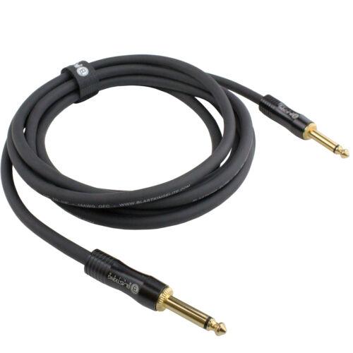 "1//4/"" to 1//4/"" 14 gauge OFC Speaker Cable Wire DJ//Pro Audio Blastking 50/' Ft"