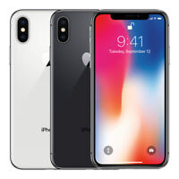 Deals on Apple iPhone X 256GB 4G Smartphone Verizon for $39.58/Mo.