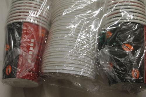 Coffee to go SET,100 Stk 0,2 Kaffeebecher mit Deckel Pappbecher Becher Einweg Se