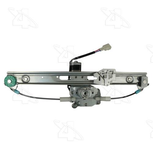 Power Window Motor and Regulator Assembly-Window Assembly Rear Left ACI//Maxair