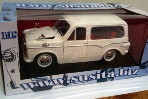 Susita Cube 1:18 Scale Israel Vintage Car Very Unique Die Cast Model Collection