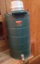 Large Vintage Stanley Thermal Jug Thermos Stainless Steel Lined 2 Gallons