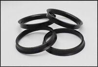 73.1 - 67.1 Wheels Hub Centric Rings Fit Hyundai Veloster Xc250 Xg300 Xg350