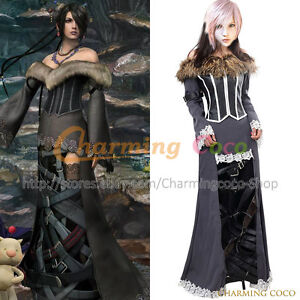 image is loading final fantasy x 10 cosplay lulu costume female