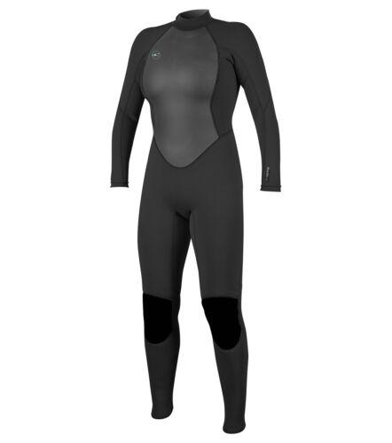 Black O/'Neill Reactor 2 3//2mm Womens Wetsuit 2020