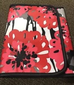 Thirty One 31 Fold It Up Organizer Bold Bloom Retired No Notepad