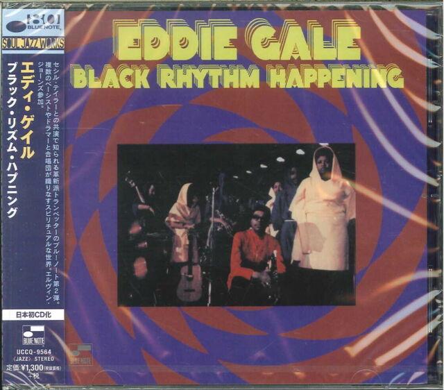 Eddie Gale-Black Rhythm happening-Japan CD Ltd/ED c41